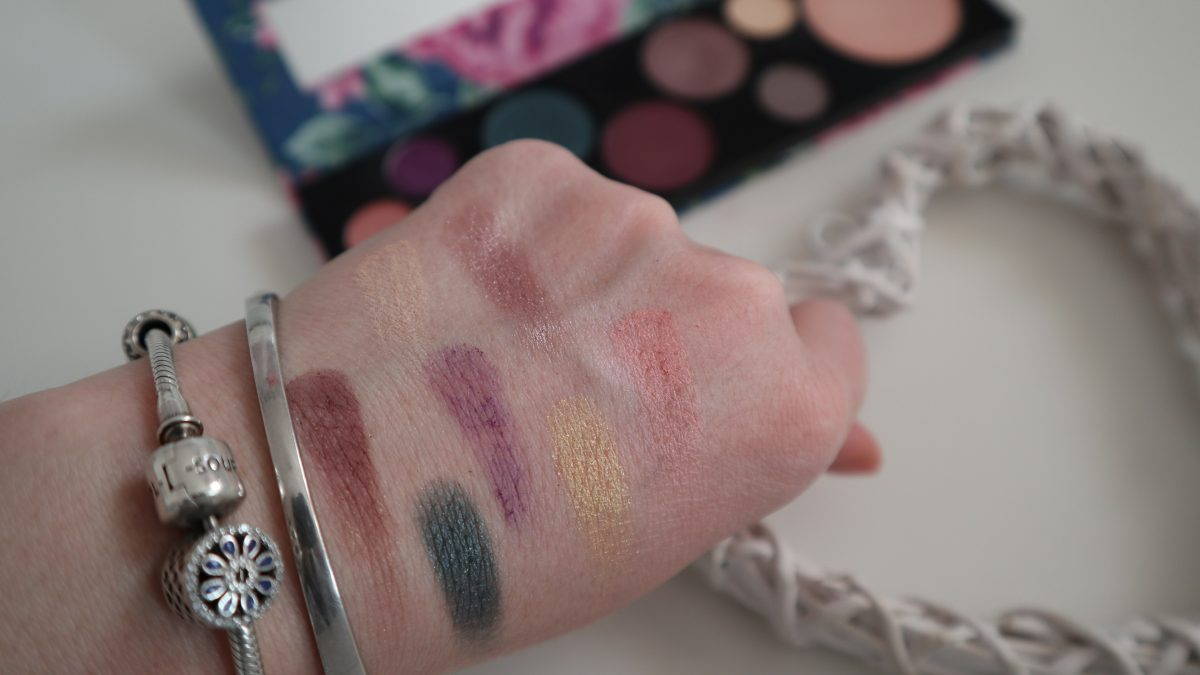swatches to damn to give a damn