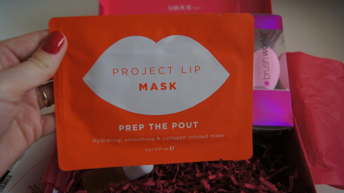 Project Lip Mask