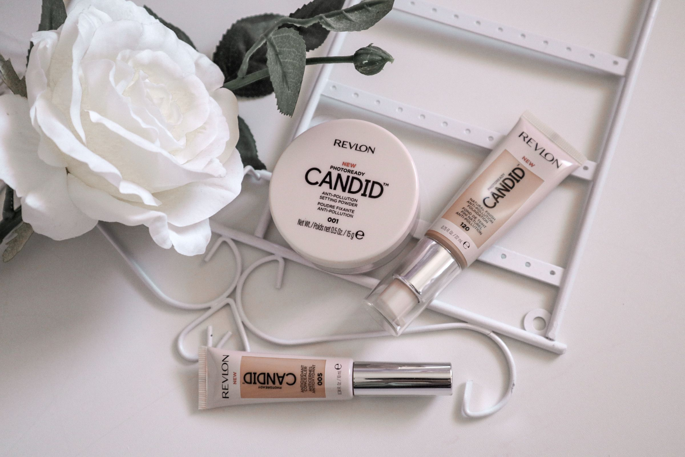 Review Revlon gama PhotoReady Candid