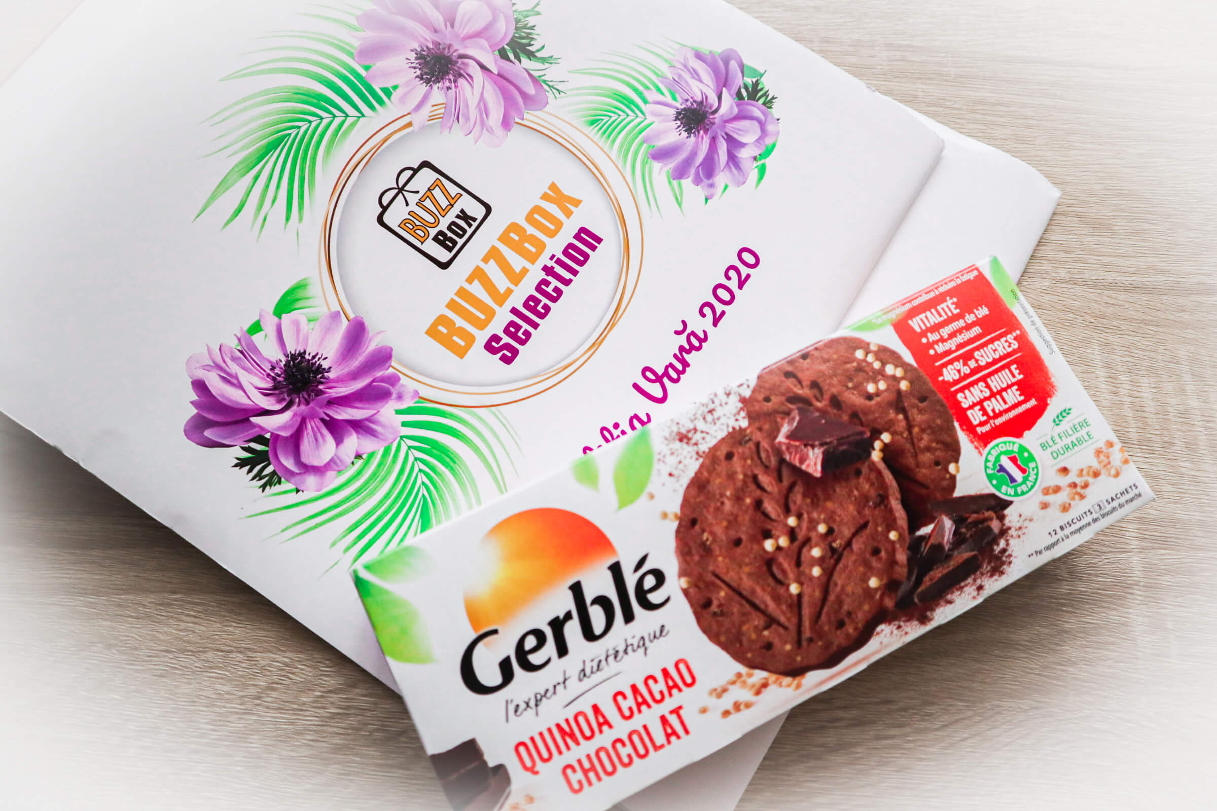 Biscuiti Gerble Buzzbox
