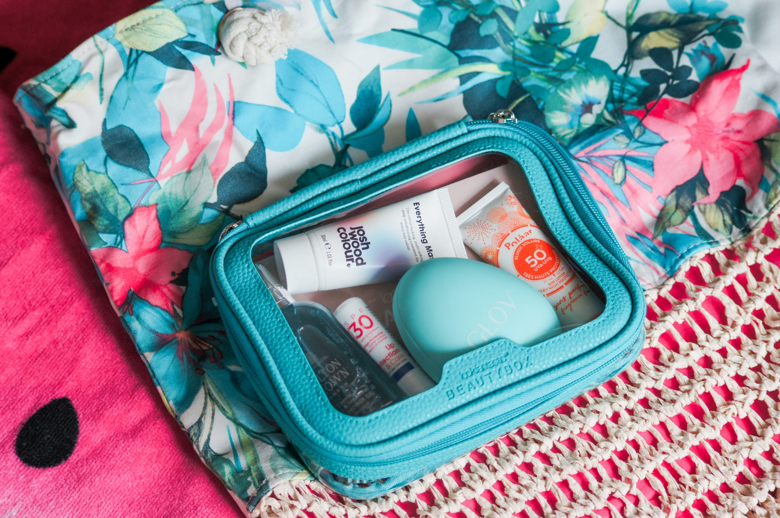 Beauty bag lookfantastic