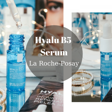 [Review] La Roche-Posay Hyalu B5 Serum