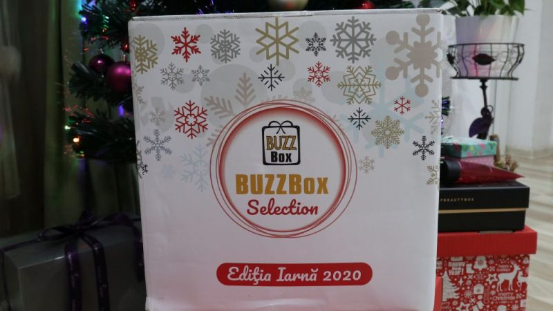 Blogmas #13: BUZZBox Selection de iarnă 2020
